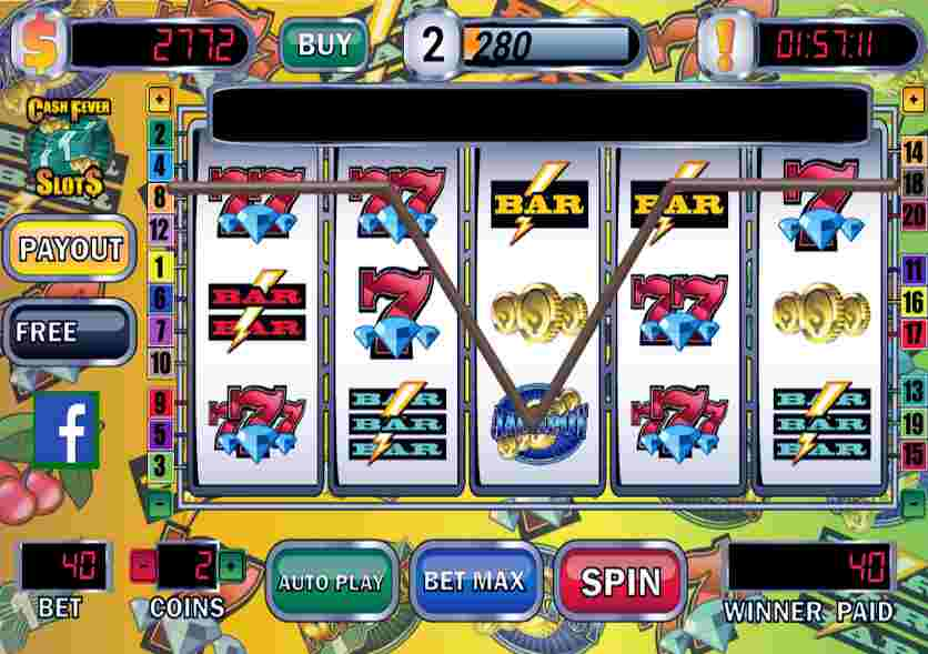 maximize payout in slots
